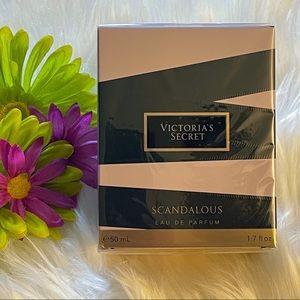 VICTORIAS SECRET SCANDALOUS for women 1.7 oz New